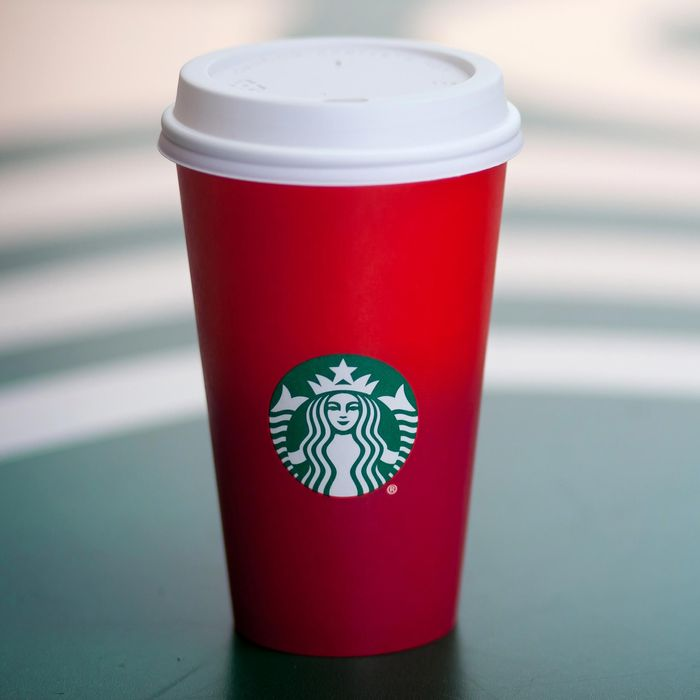 Seems like you left only yesterday, Red Cup.