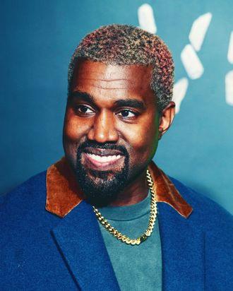 Kanye West Designed Branding for Kim Kardashian West's Shapewear