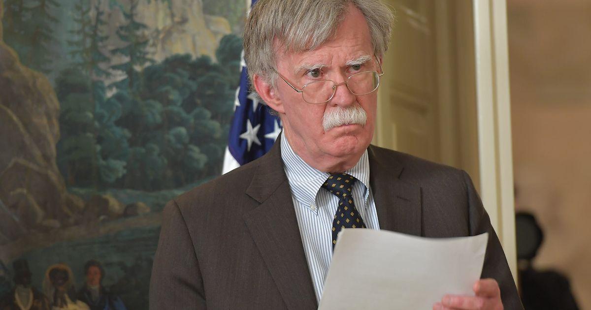 John Bolton Says U.S. Is Considering 'Libya Model' for North Korea