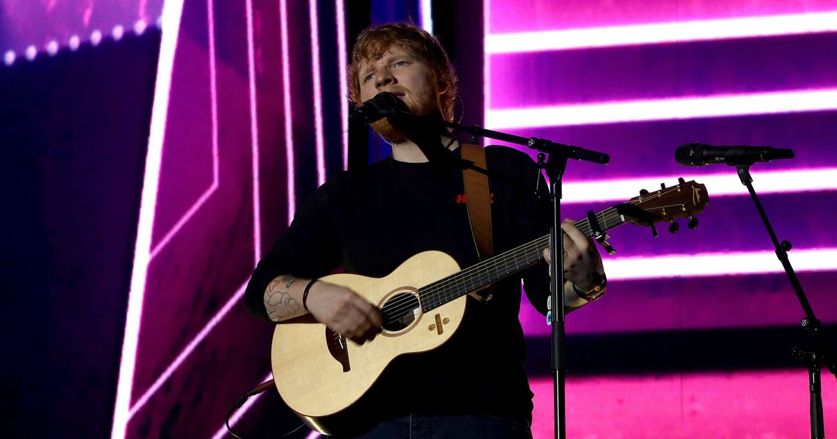 Listen to Ed Sheeran's No.6 Collaborations Project Now