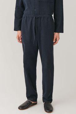 Cos Cotton Pajama Pants