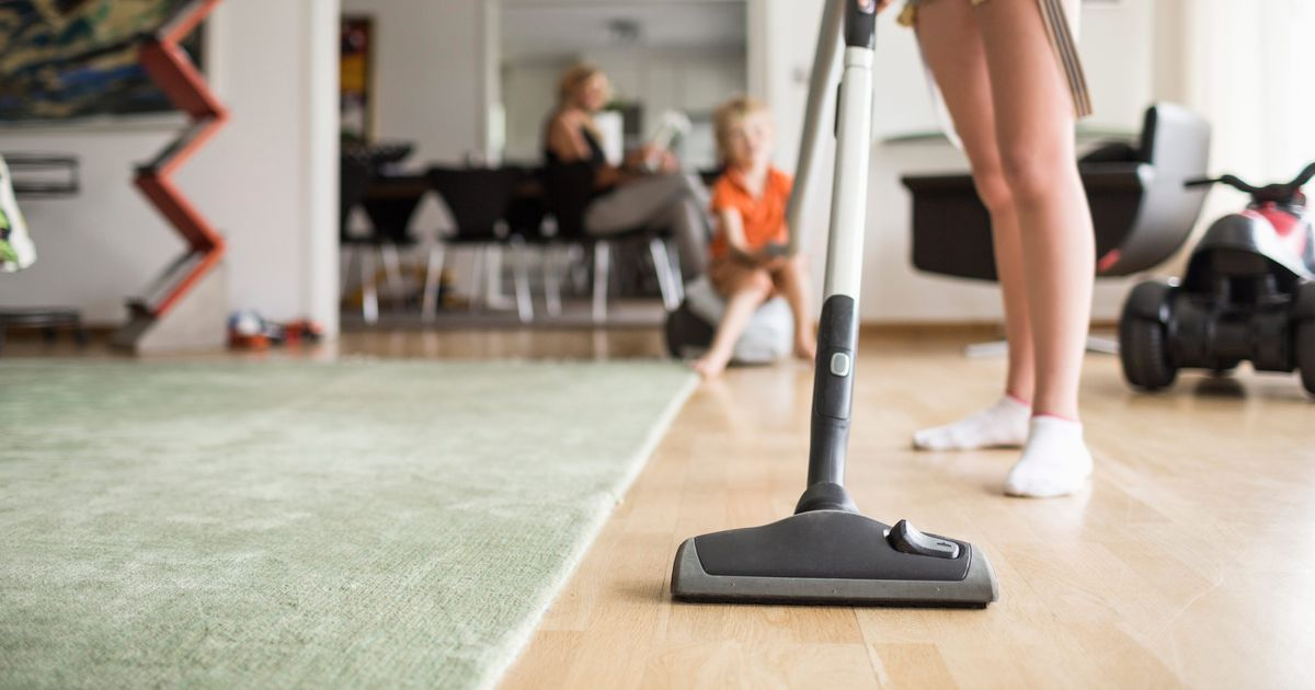 Girls Spend 40 Percent More Time on Household Chores Than Boys Do