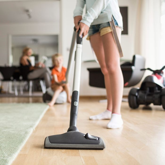 girls spend 40 percent more time on chores than boys do science of us