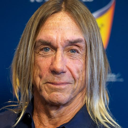 Tips: Iggy Pop, 2017s alternative hair style of the cool charming  musician