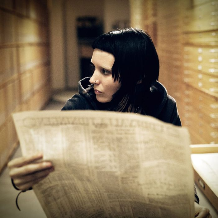 the girl with the dragon tattoo movie series list