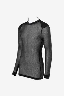 Brynje Merino Wool Thermo Mesh Unisex Long-Sleeved Thermal Base Layer