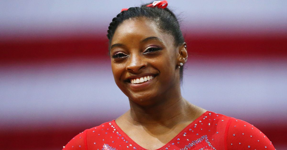 The Olympics Should Just Award Simone Biles Gold Now