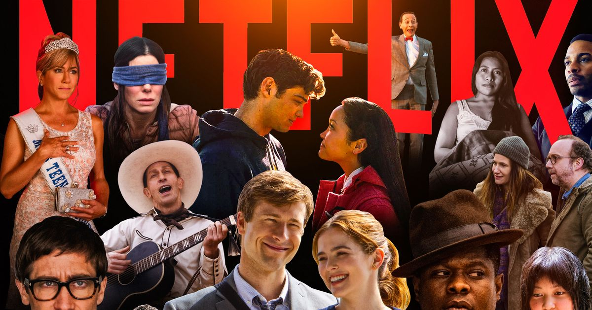 The Best Netflix Original Movies, Ranked