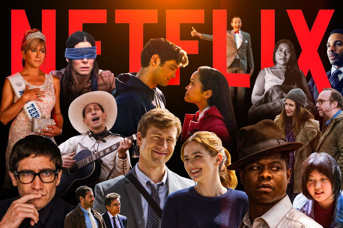 223c8660e76 Which Netflix original movies are worth streaming? Illustration: Gluekit