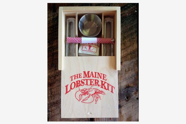 Sanders Lobster Co. The Maine Lobster Kit