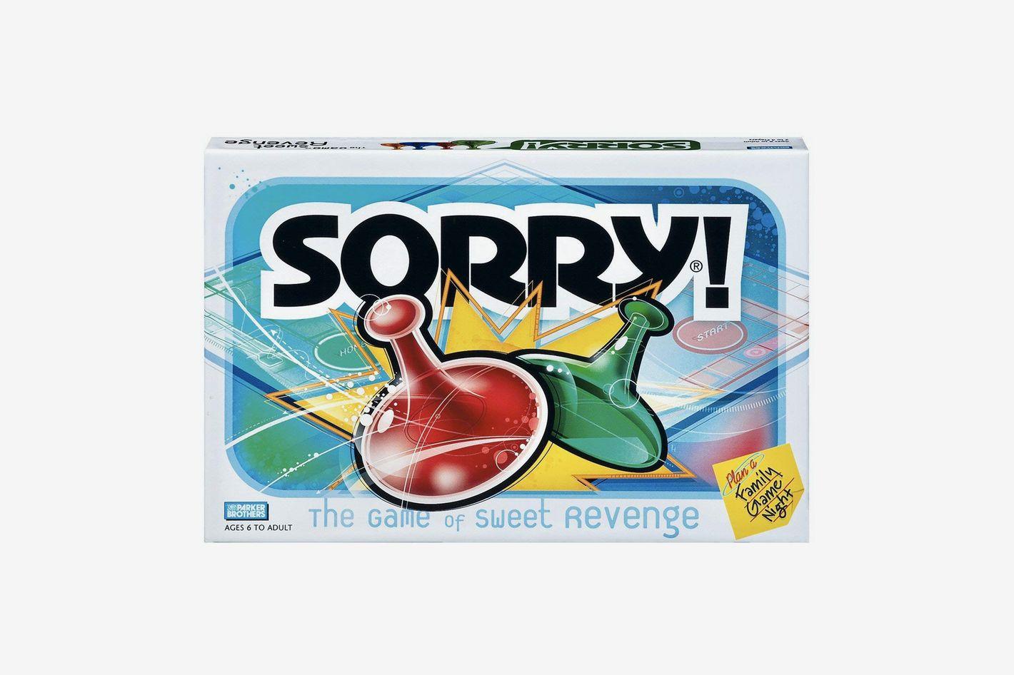 <em>Sorry!</em> Game