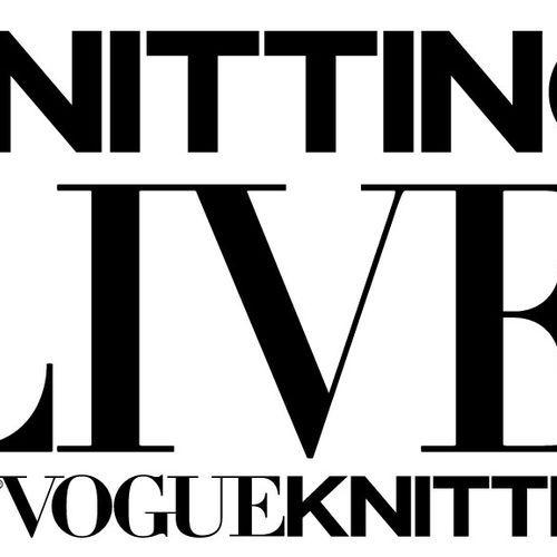Vogue Knitting Virtual Knitting LIVE!