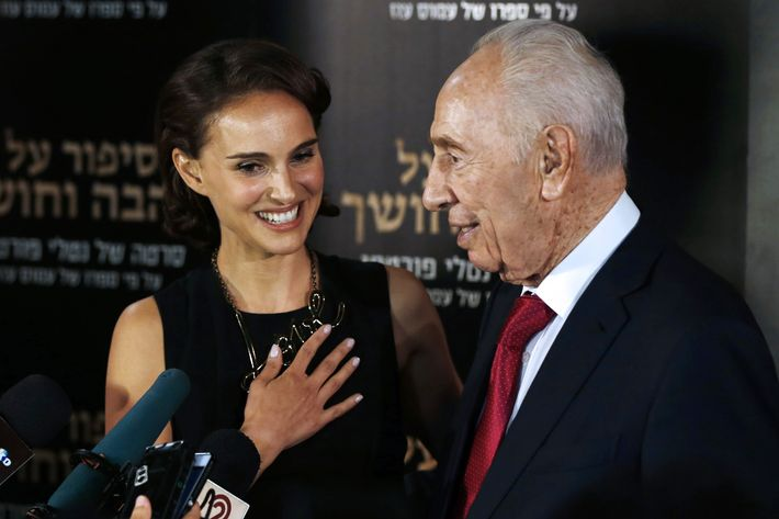 Natalie Portman and the Crisis of Liberal Zionism
