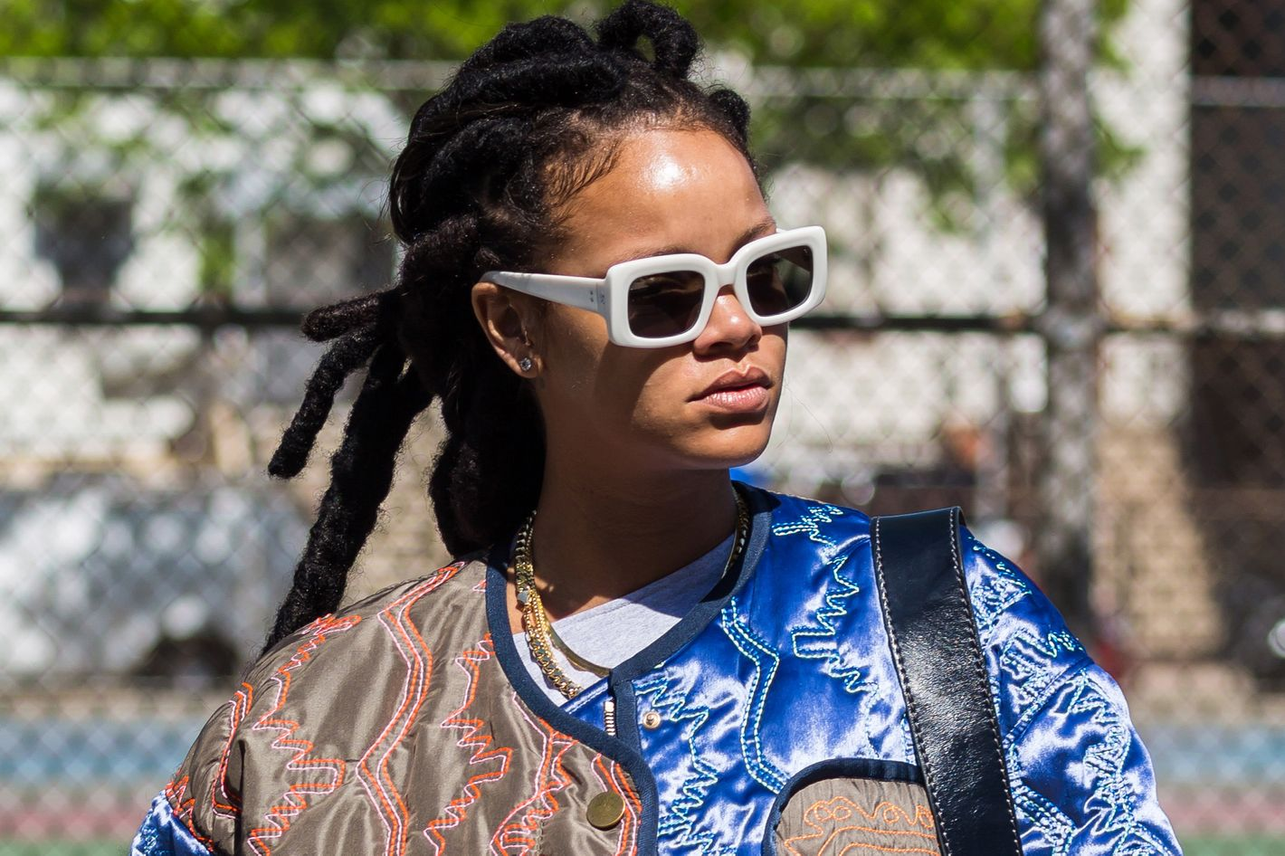 3866aee6d9 Where to Buy Rihanna s Best Sunglasses