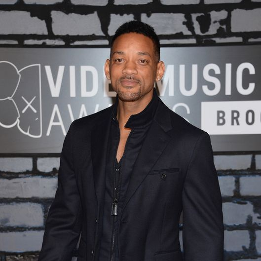 NEW YORK, NY - AUGUST 25:  Will Smith attends the 2013 MTV Video Music Awards at the Barclays Center on August 25, 2013 in the Brooklyn borough of New York City.  (Photo by Dimitrios Kambouris/WireImage)