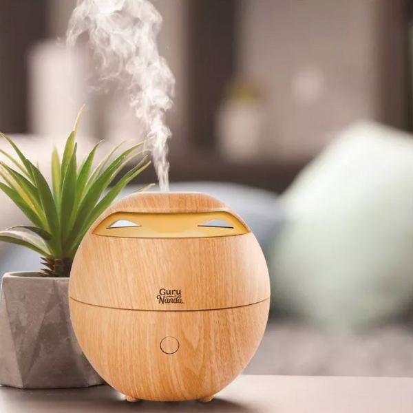 GuruNanda Light Globe Essential Oil Diffuser