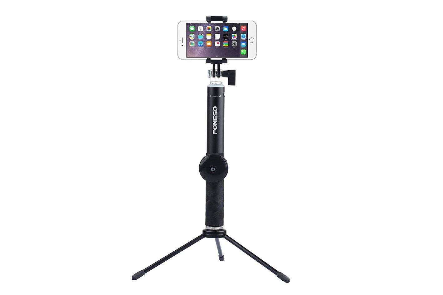 Best Selfie Stick With Tripod. Foneso Selfie Stick fd8e820d7d68