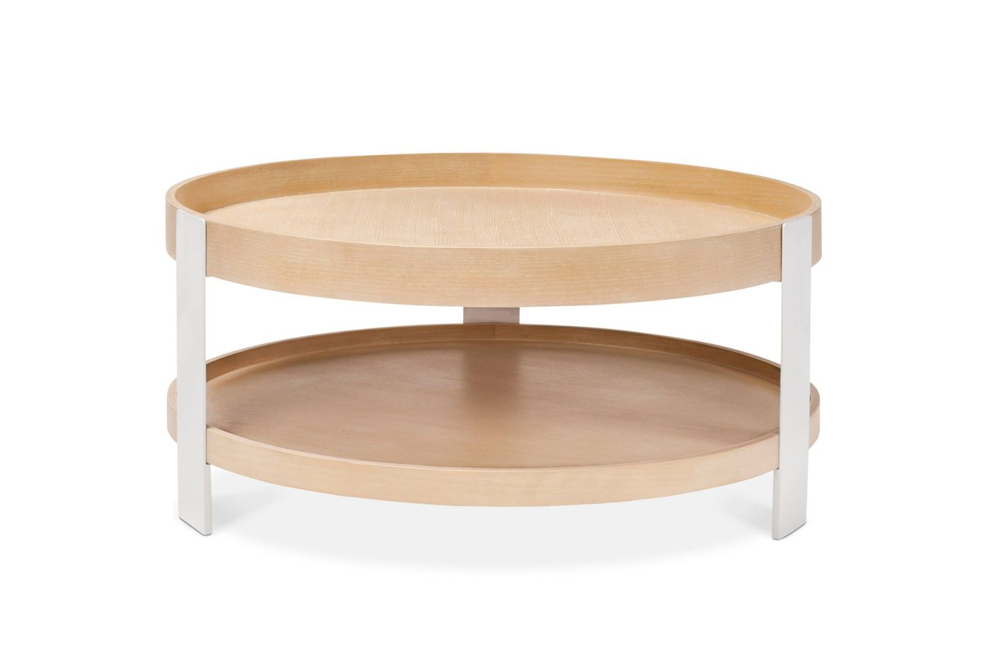 Modern by Dwell Magazine Coffee Table White/Natural