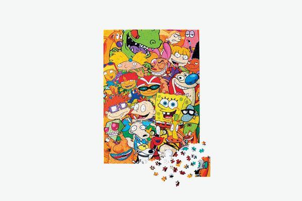 1,000-Piece Cartoon Puzzle