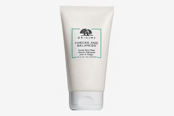 Origins Checks and Balances Face Frothy Face Wash