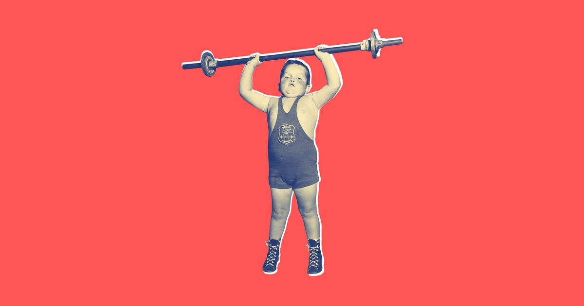 What Everybody Says About Weight Training Might Be Wrong