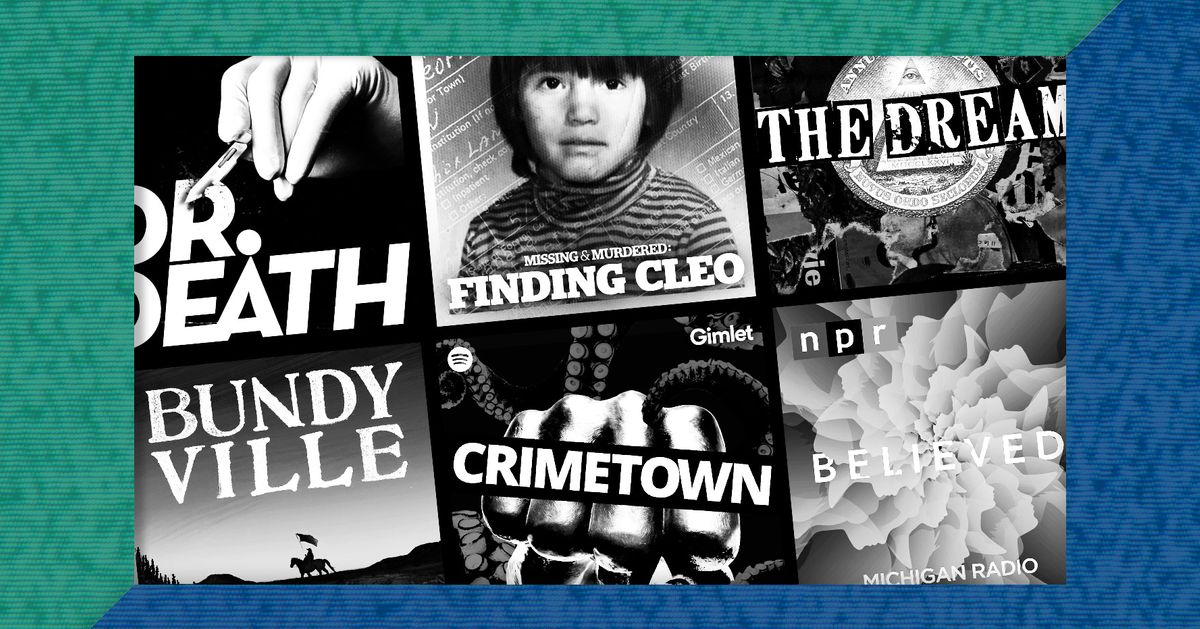 The Best True Crime Podcasts of 2018