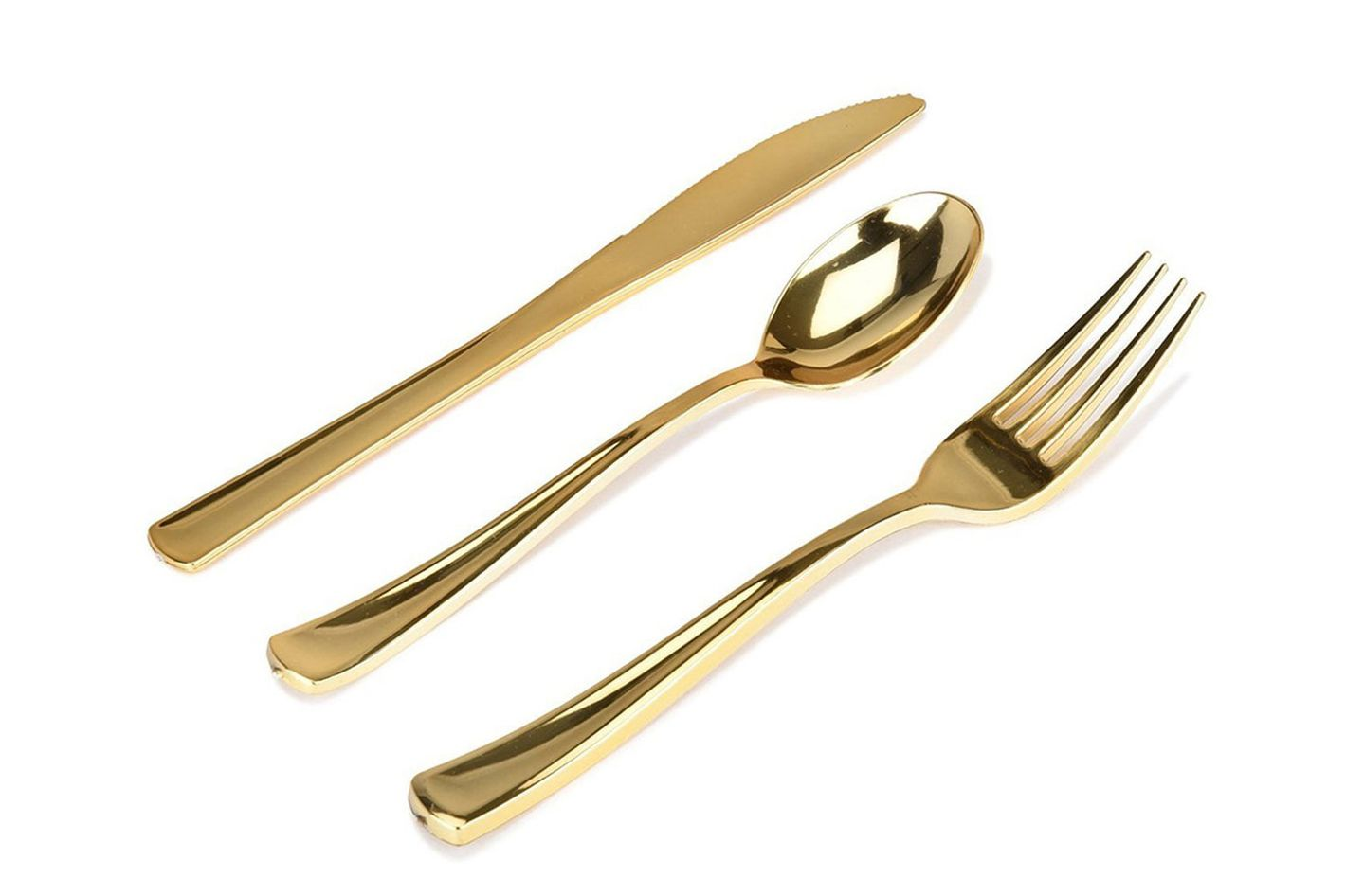 Gold Cutlery Value Pack