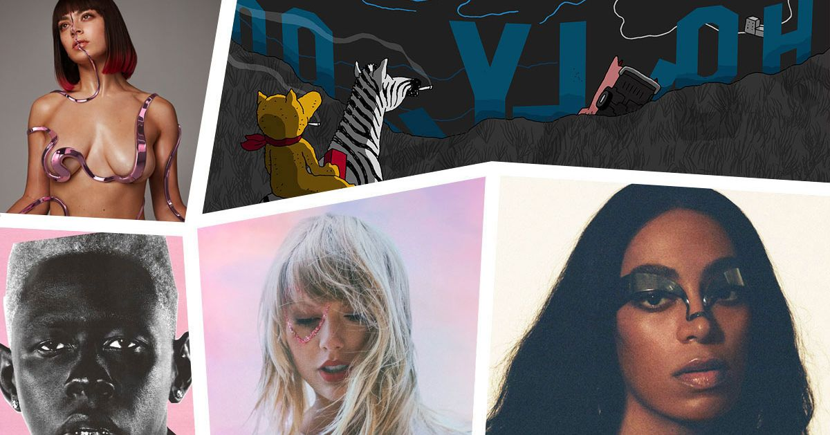 The Best Albums of 2019 (So Far)