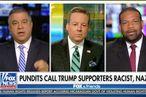 David Bossie, Ed Henry, and Joel Payne on Fox & Friends