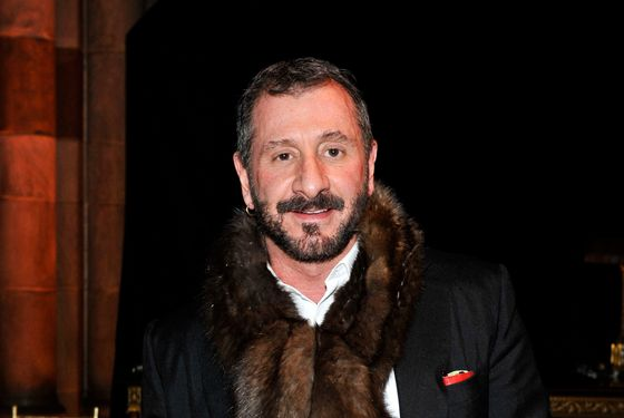 Ralph Rucci earned a  million dollar salary, leaving the net worth at 75 million in 2017