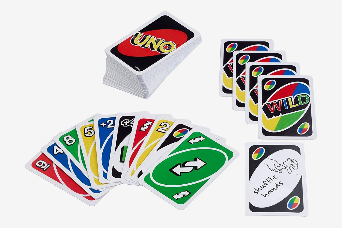 <em>UNO </em>Card Game