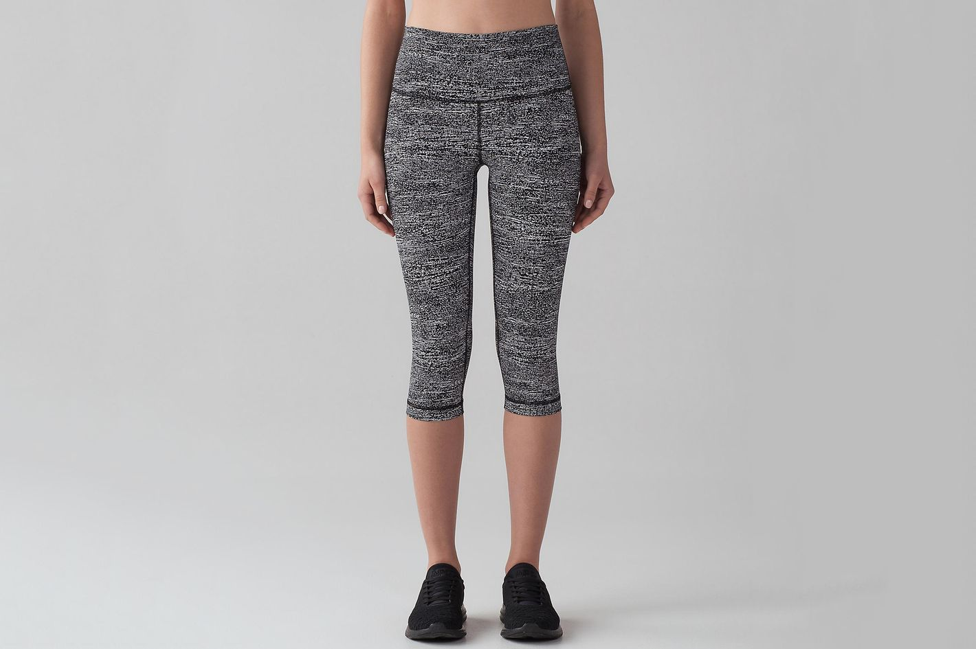 Lululemon Wunder Under Hi-Rise 1/2 Tight  Full-On Luxtreme