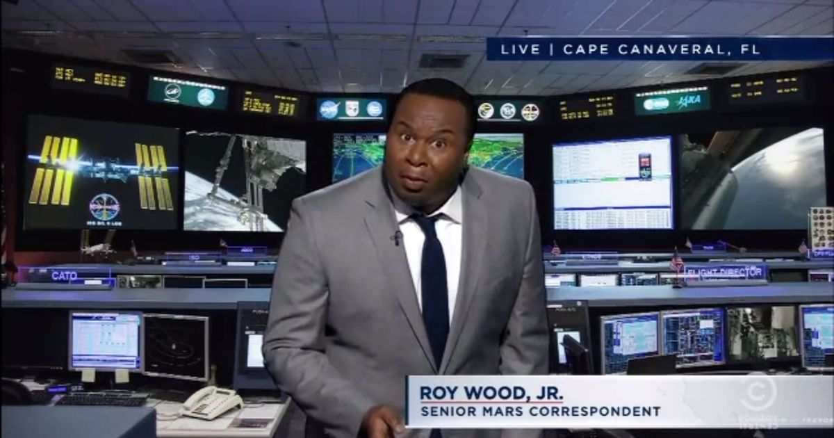 roy woods jr daily show