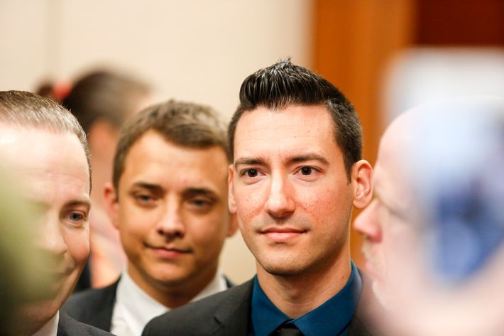 David Daleiden was cleared in Texas.