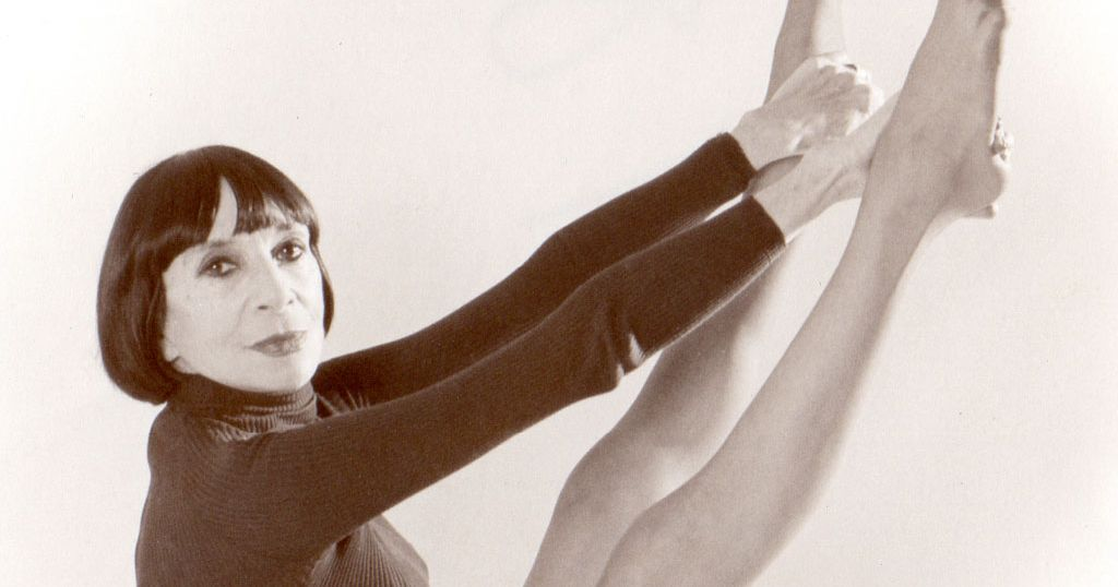 The Secret Sexual History of the Barre Workout