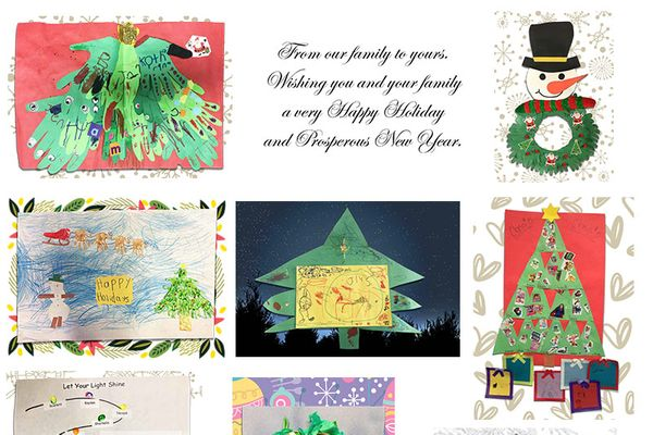 SSYC Holiday Cards