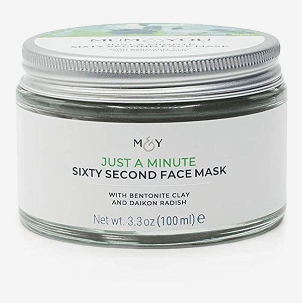 Mum and You Just a Minute Clay Mask