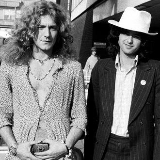 Led Zeppelin Group Portrait