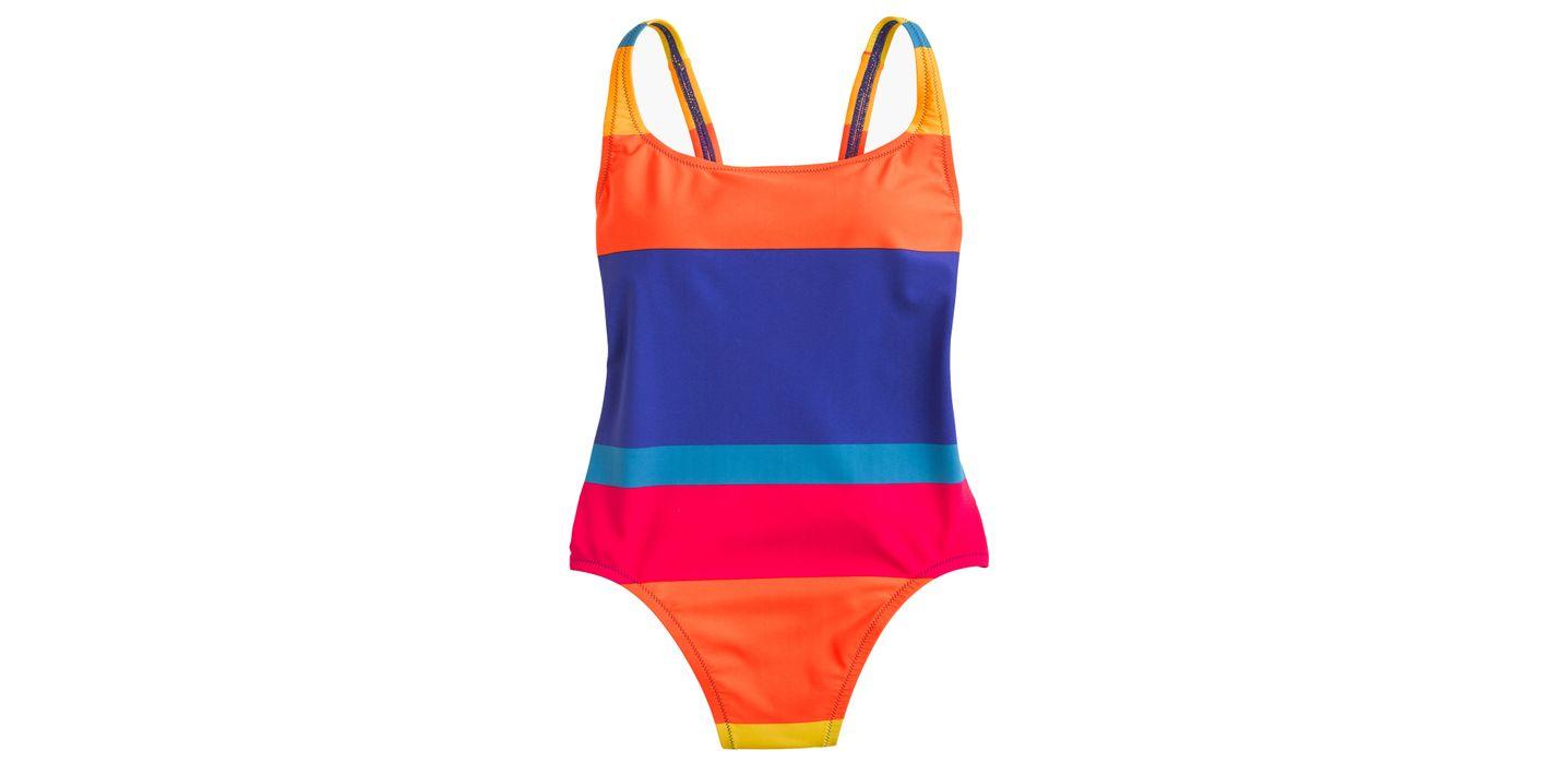 J.Crew Scoopback Swimsuit