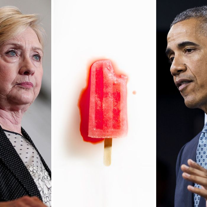 The Night That Obama And Hillary Founded Isis