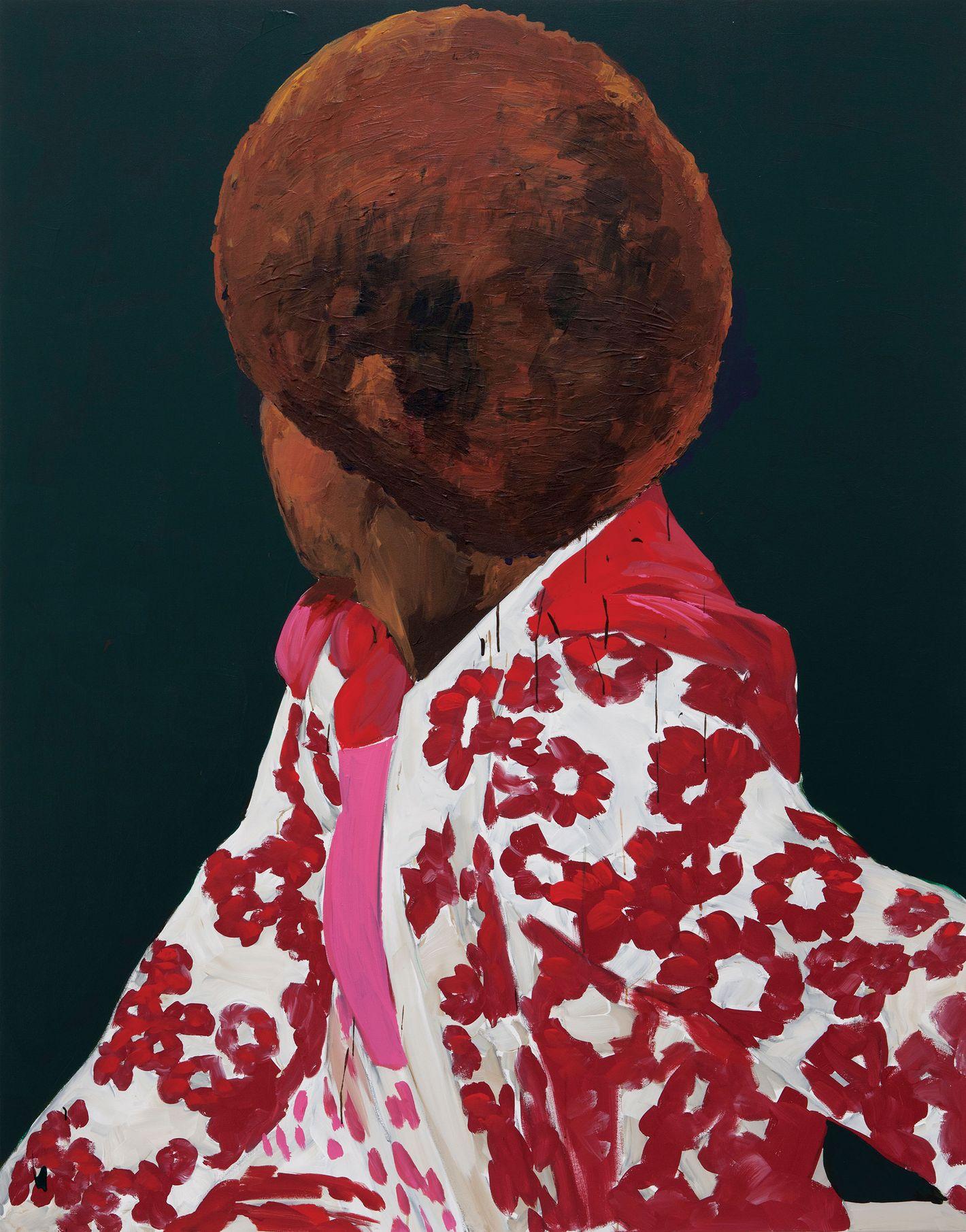 7071b5a7b61 Artist Henry Taylor s Wild Heart Can t Be Broken