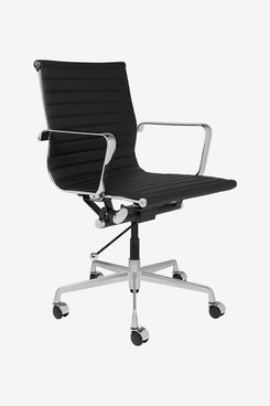 Laura Davidson Furniture SOHO Ribbed Management Office Chair