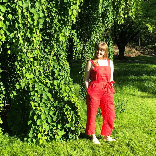 The Linen Jumpsuit
