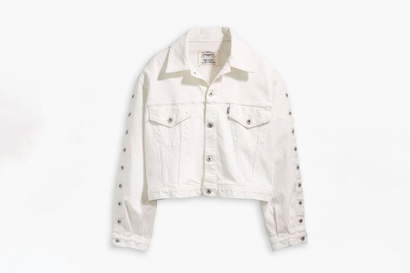 Levi's® Made & Crafted ® Artillery Trucker Jacket