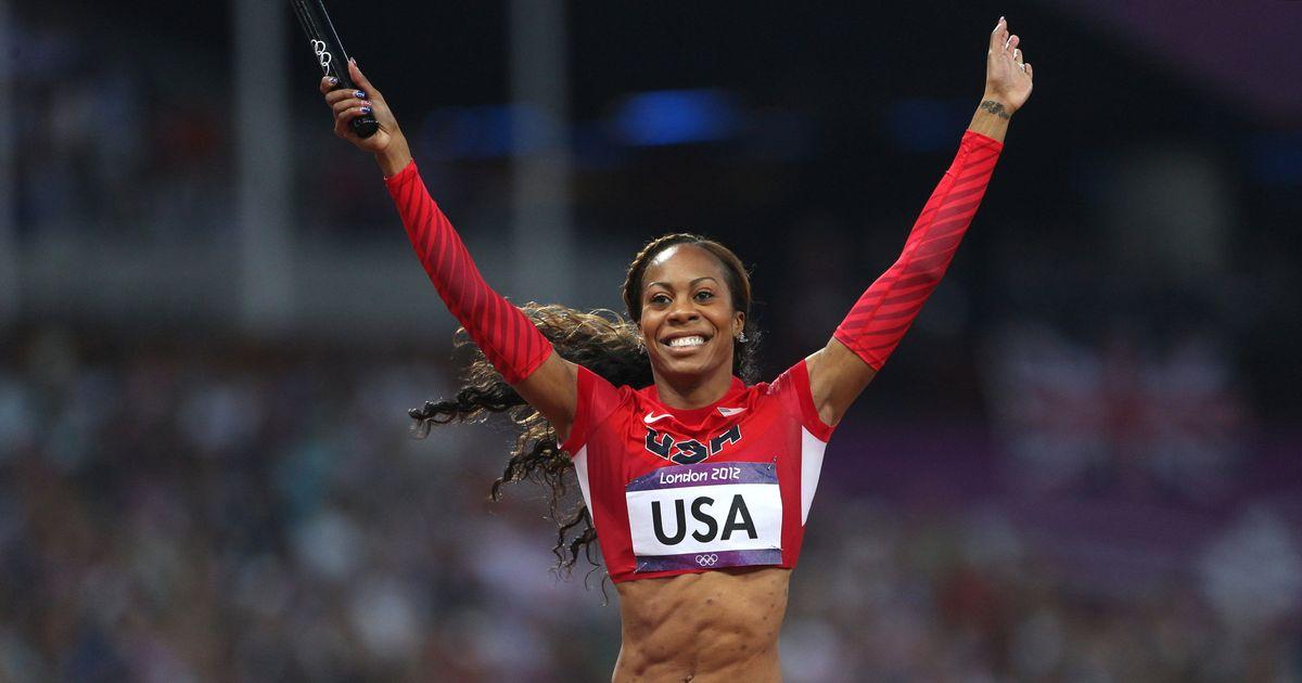 6 Ways To Run Better From Olympian Sanya Richards Ross