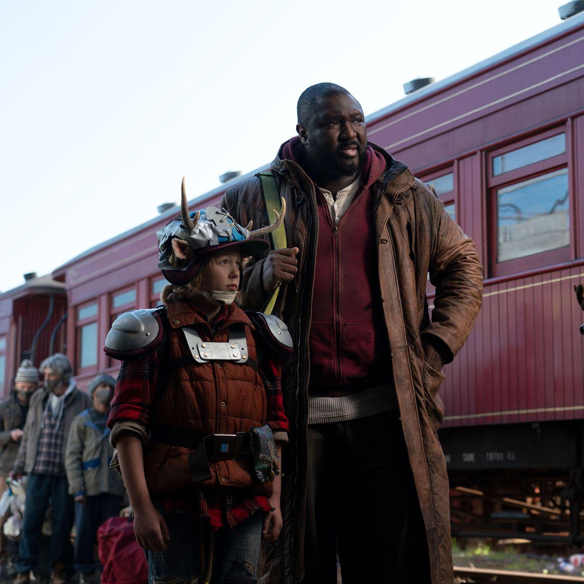 Sweet Tooth kể về cuộc phiêu lưu ly kỳ của chú bé Gus và người bạn vong niên Jepperd
