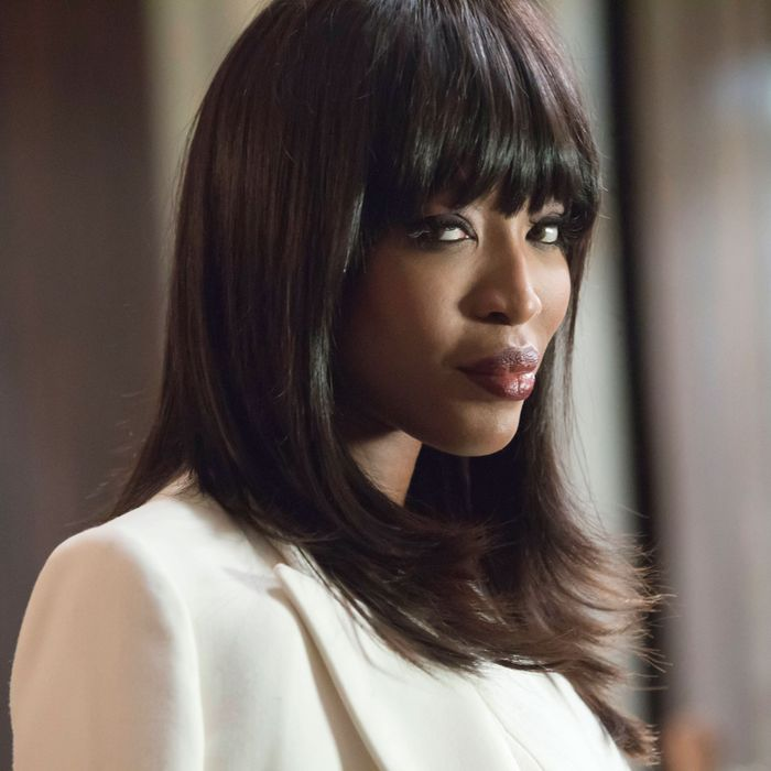 EMPIRE: Pictured: Guest star Naomi Campbell in the