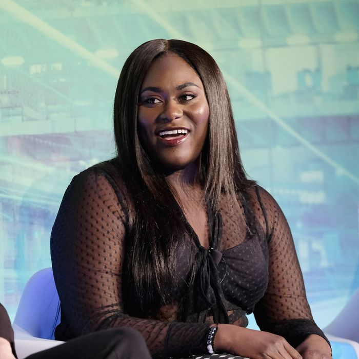 Danielle Brooks the fosters