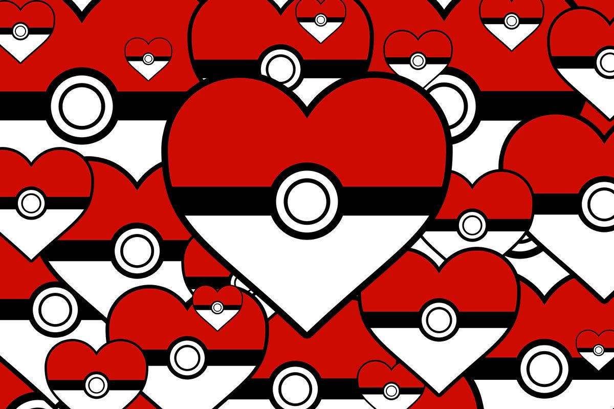 Resultado de imagen para pokemon go love