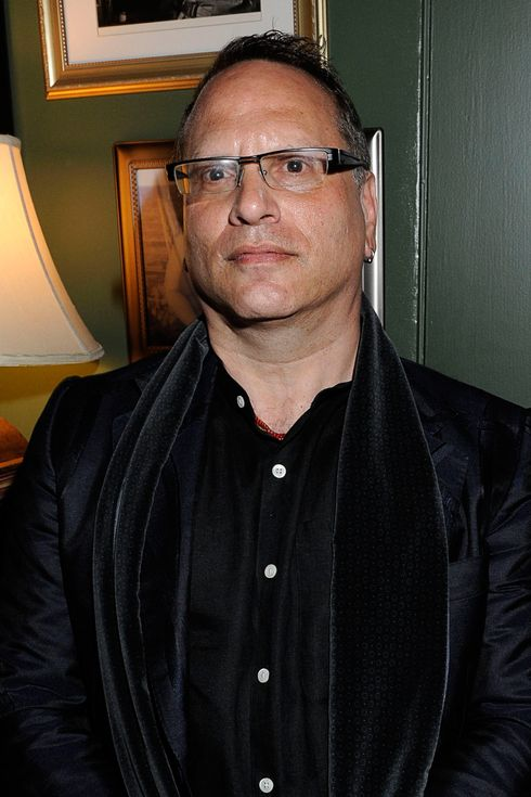 Buzz Bissinger attends a dinner and discussion hosted by The Norman Mailer Center at The Norman Mailer House on June 2, 2011 in New York City.
